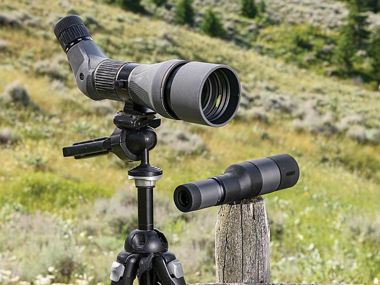 spotting scope for climbing and wildlife watching